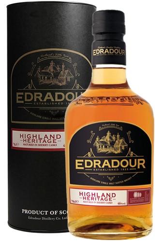 Edradour Highland Heritage - 46% Vol.