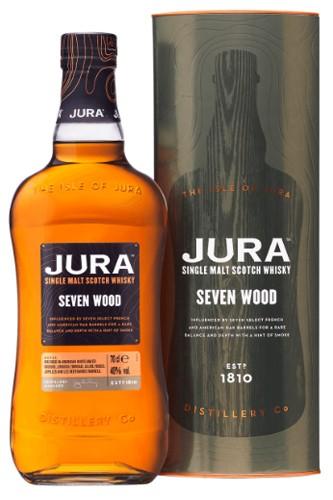 Jura Seven Wood Whisky