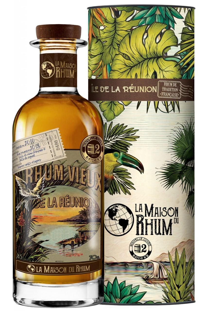 La Maison du Rhum Ile de la Réunion Rum
