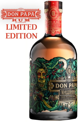Don Papa Masskara - Limited Edition