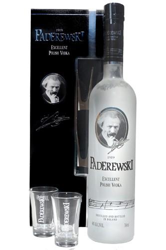 Padereski Geschenkset Vodka