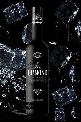 Ice Diamond Vodka