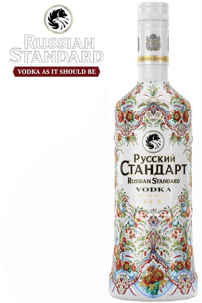 Russian Standard - Pavlolovo Posad Vodka