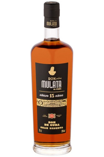 Ron MUlata Anejo 15 Jahre Rum