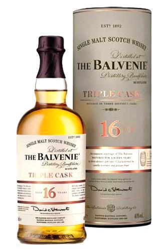 Balvenie 16 Single Malt Whisky