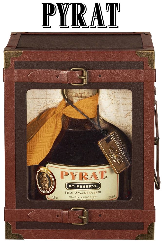 Pyrat XO Rum Travel Case Edition