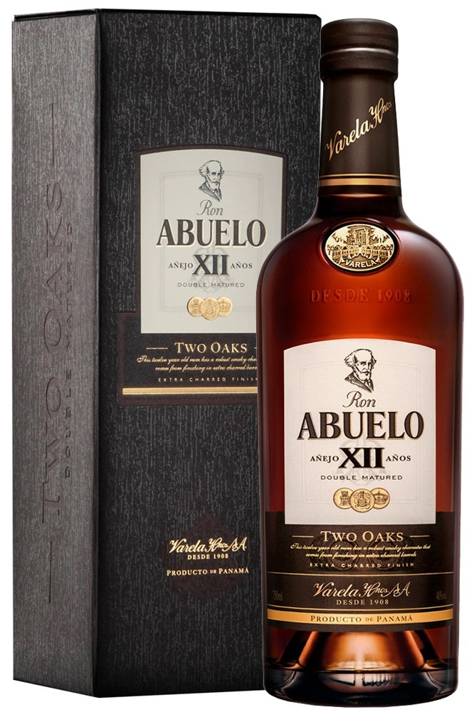 Ron Abuelo 12 Jahre Two Oaks