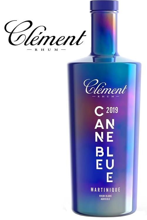 Clement Canne Bleue Edition 2019 Rum