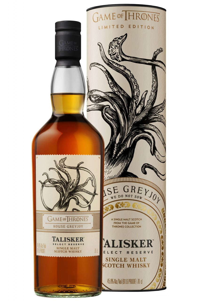 Talisker Game of Thrones Edition
