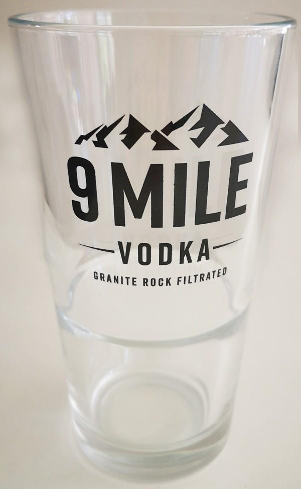 9 Mile Longdrink Glas