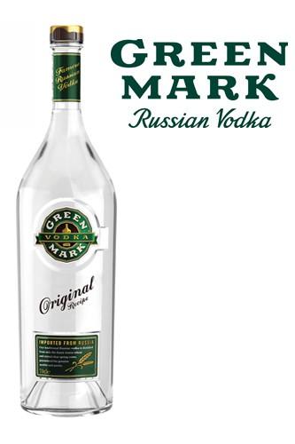 Green Mark Russian Vodka 700 ml