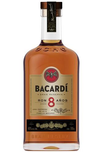 Bacardi 8 Jahre Rum