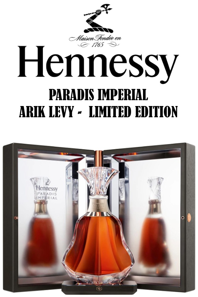 Hennessy Paradis Imperial - Arik Levy Cognac