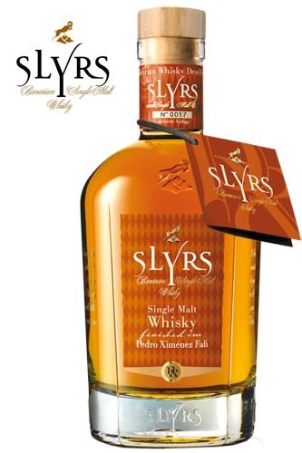 SLYRS Whisky - PX Sherry Cask