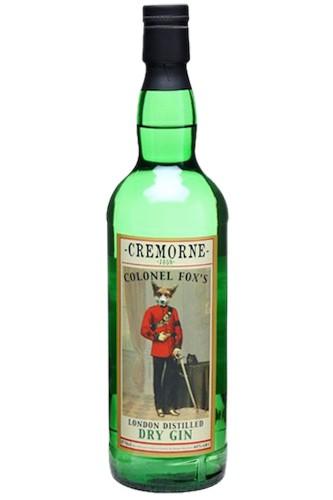 Cremorne 1859 Colonel Fox Dry Gin