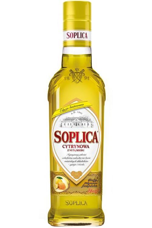 Soplica Zitrone & Honig - Cytrynowa & Miodu