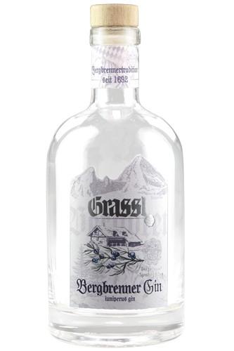 Grassl Bergbrenner Gin