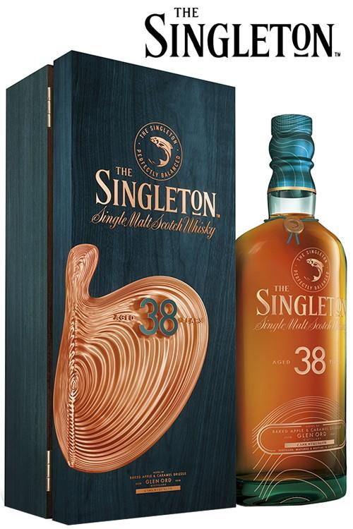 Singleton of Glen Ord 38 Jahre - Special Release