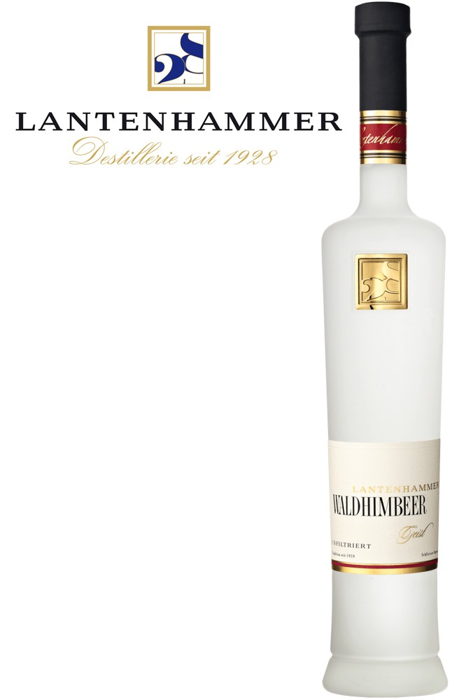 Lantenhammer Waldhimbeergeist - unfiltriert