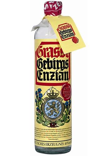 Grassl Gebirgs Enzian