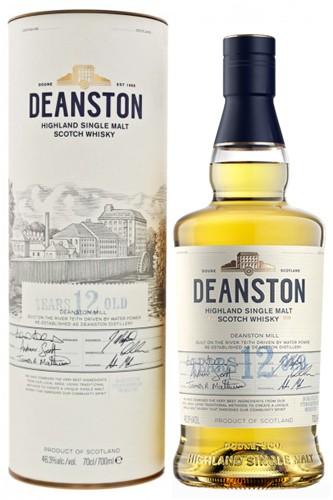 Deanston 12 Jahre Single Malt Whisky