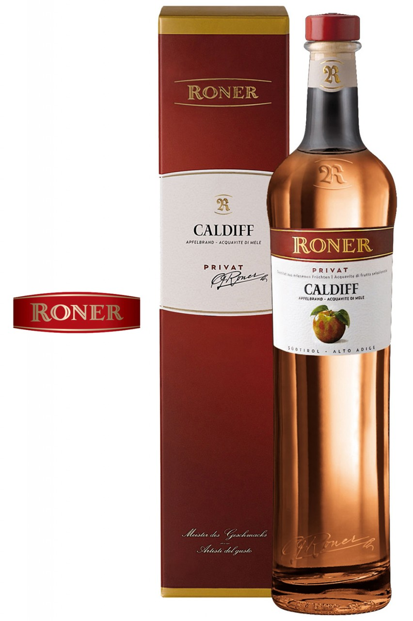 Roner Caldiff Privat Apfelbrand