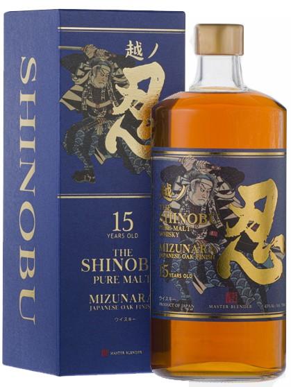 Shinobu 15 Jahre