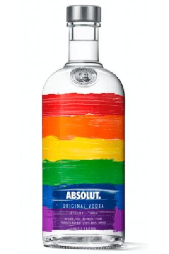 Absolut Ranibow Vodka
