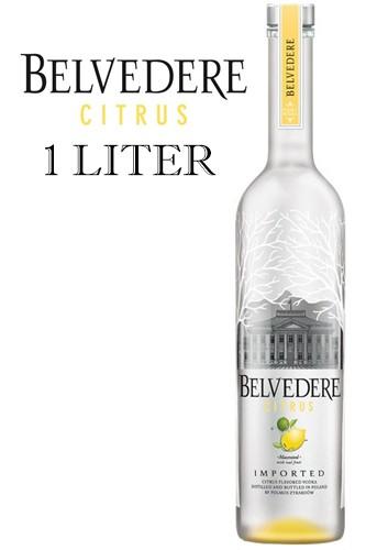 Belvedere Citrus Vodka - 1 Liter