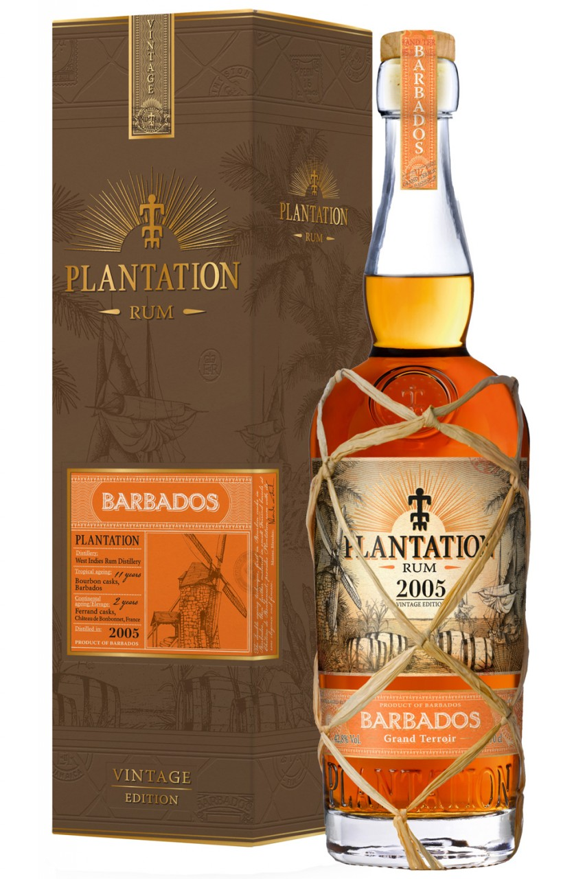 Plantation Vintage 2005 Barbados Rum
