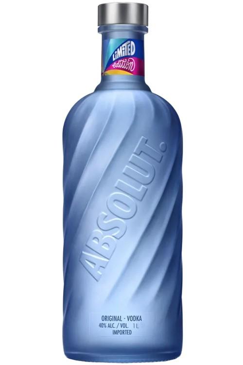 Absolut Movement Vodka - 1 Liter