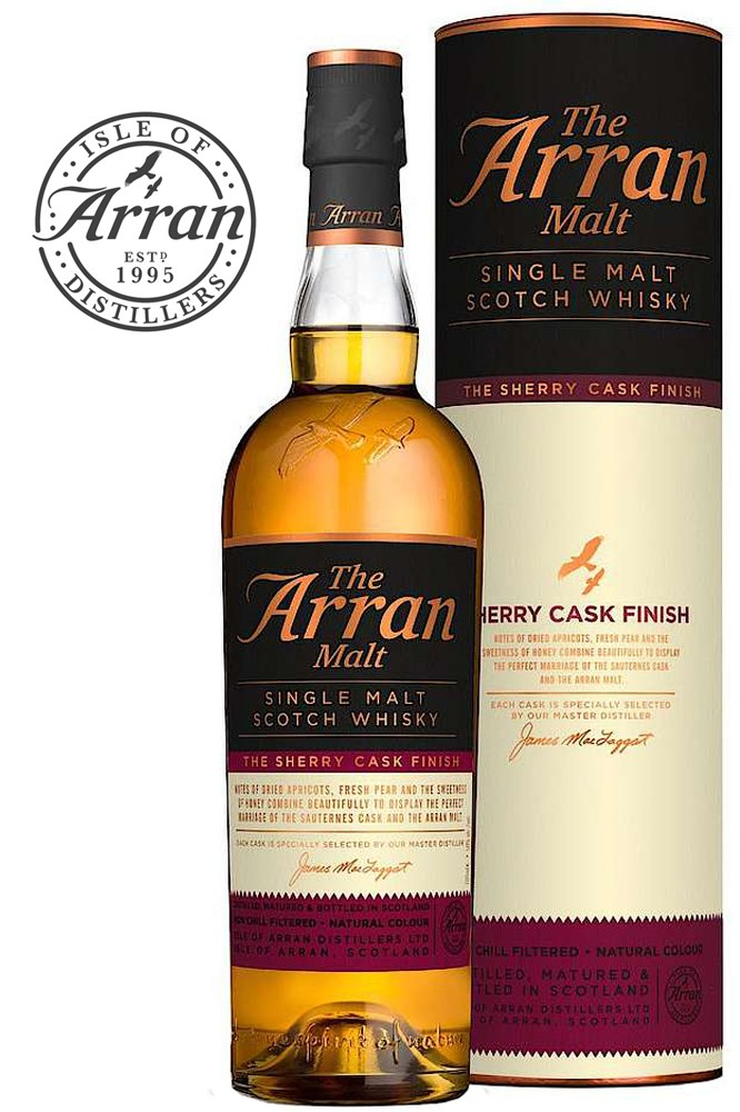 Arran Sherry Cask Finish Whisky