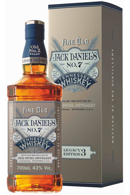Jack Daniels Legacy Edition No. 3 - Limited Release