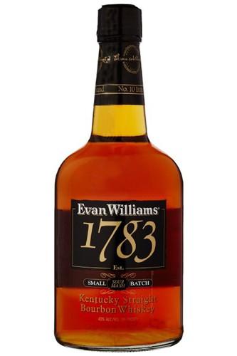 Evan Williams 1783 Bourbon Whiskey