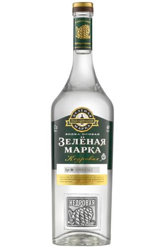 Green Mark Cedar Nut Vodka - 1 Liter