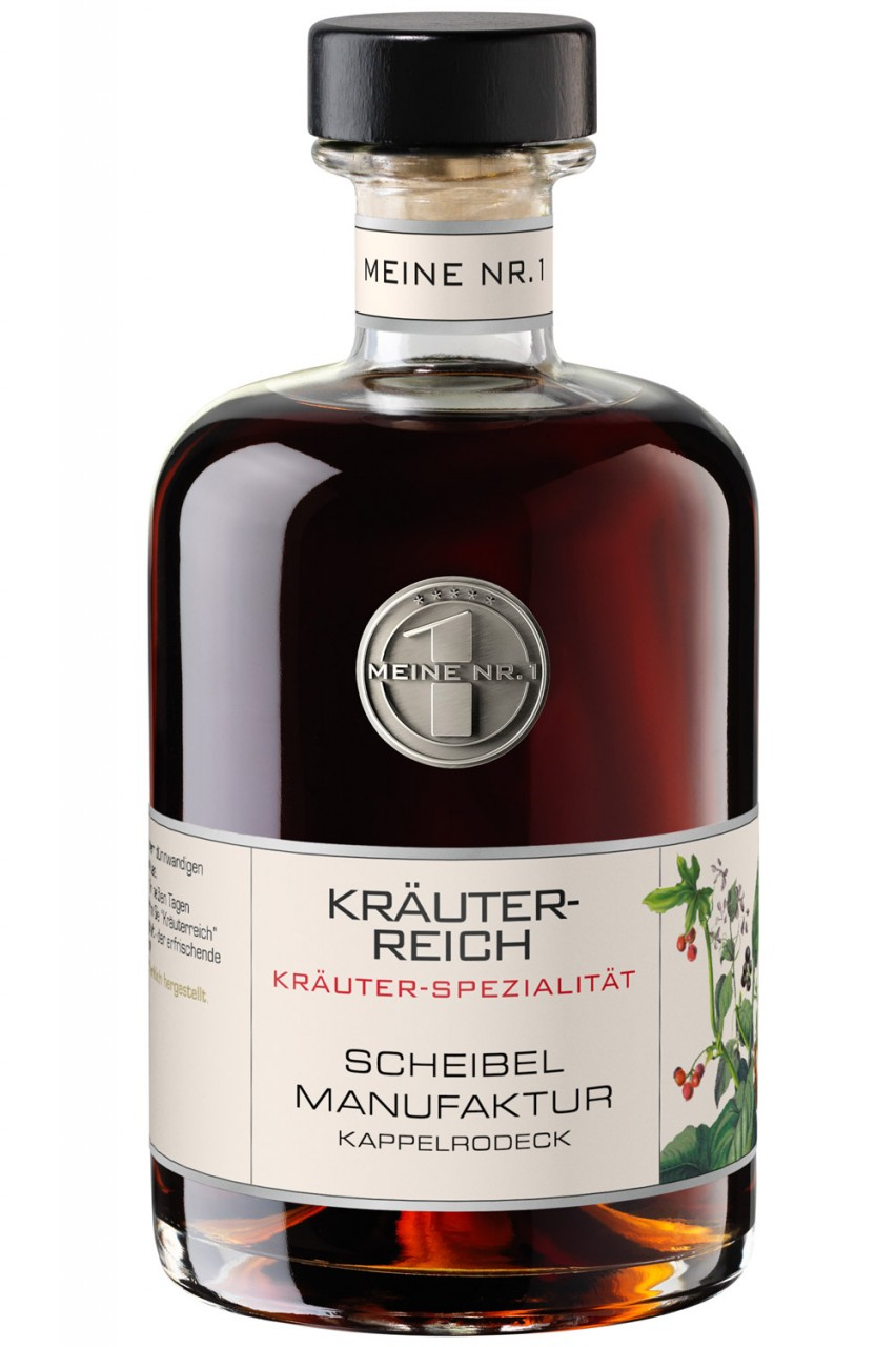 Scheibel Kräuterreich - 26 Kräuter
