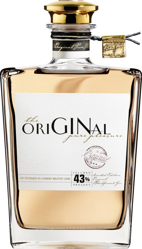 The OriGINal Gin - Scheibel