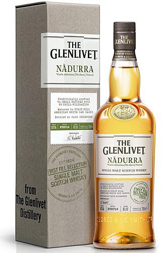 Glenlivet Nadurra First Fill - 59,1% - 0,7 Liter