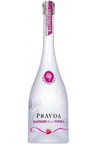 Pravda Raspberry Vodka