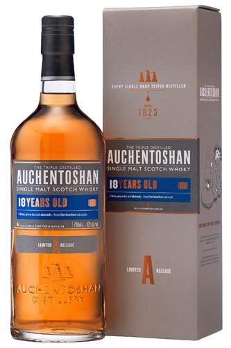 Auchentoshan 18 Jahre Lowland Single Malt Whisky