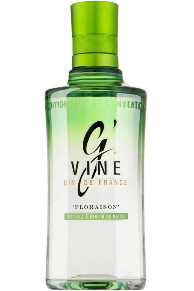 G Vine Floraison Dry Gin Frankreich