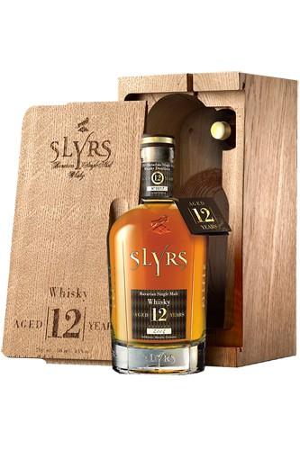 Slyrs 12 Jahre Single Malt Whisky mit Bo