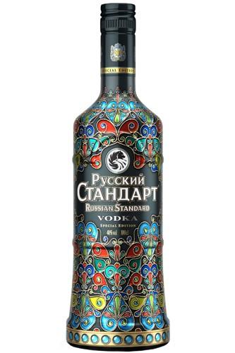 Russian Standard Edition Cloisonné