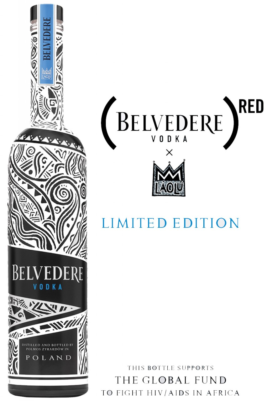 Belvedere RED by Laolu