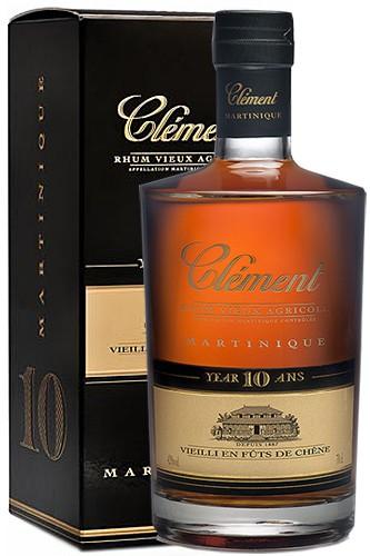 Clement 10 Jahre Rum