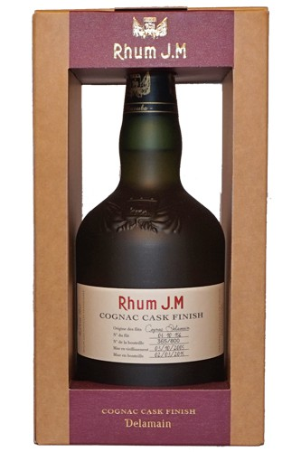 J.M Cognac Cask Finish