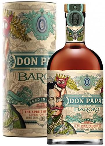 Don Papa SBaroko Rum - Limited Edition