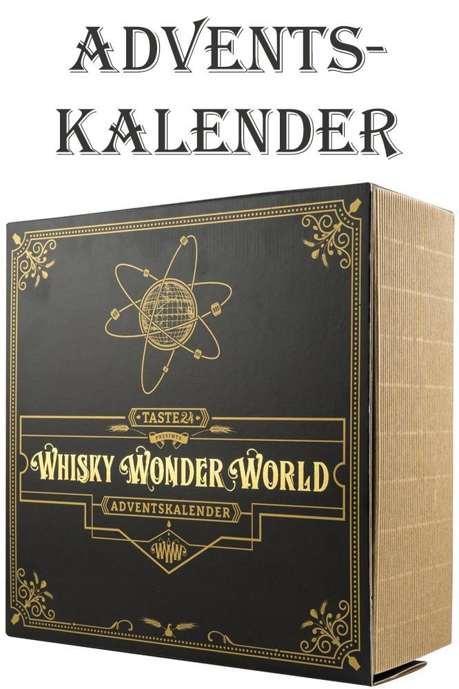 Whisky Wonder World Adventskalender 2020
