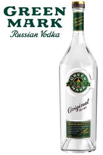 Green Mark Russian Vodka