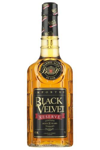 Black Velvet Reserve 8 Jahre - 1 Liter